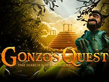 Gonzo's Quest - Игровые автоматы в Вулкане бесплатно