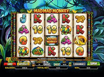 Бесплатный игровой автомат mad mad monkey Шали